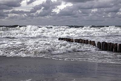 Friesland Photograph - Kampen - Sylt by Joana Kruse