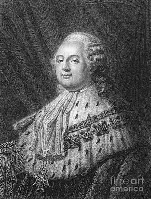 Maltese Photograph - Louis Xvi (1754-1793) by Granger