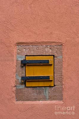 Photograph - Riquewihr by Jorgen Norgaard