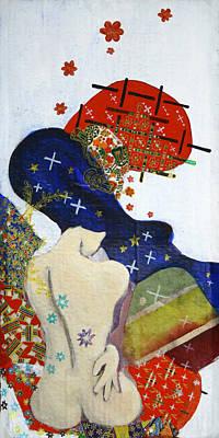 Ubume Print by Jung ji Lee