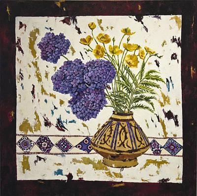 Untitled Art Print by Mahtab Alizadeh