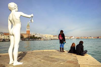 Frog Photograph - Venezia by Joana Kruse
