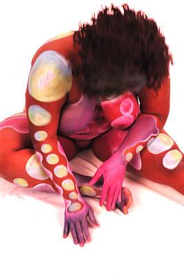 Body Art Photograph - Bobbi by RoByn Thompson