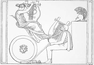 Homer: The Iliad Art Print by Granger