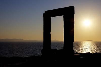 Naxos - Cyclades - Greece Art Print by Joana Kruse