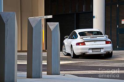 Photograph - 911 Porsche 996 3 by Stuart Row
