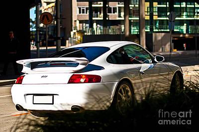 Photograph - 911 Porsche 996 5 by Stuart Row