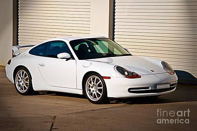 Photograph - 911 Porsche 996 6 by Stuart Row