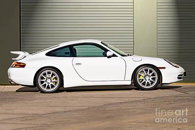 Photograph - 911 Porsche 996 7 by Stuart Row