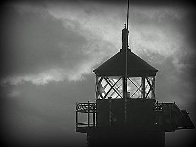 Photograph - A Beacon In The Night by Kay Novy