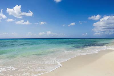Bridgetown Photograph - A Beautiful Caribbean Beach by Buena Vista Images