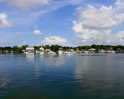 Photograph - A Beautiful Day On King's Bay by Judy Wanamaker