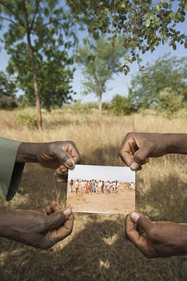 Burkina Faso Photograph - A Before And After Photograph by Jim Richardson