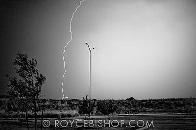 Photograph - A Bolt To Close by Royce Bishop