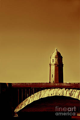 Photograph - A Bridge Of Two Cities by Dana DiPasquale