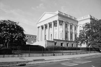 Photograph - A Carolina Customs House by Emery Graham