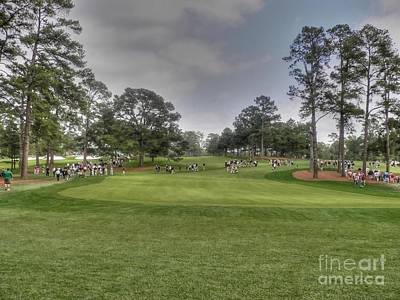 Masters Golf Photograph - A Course For The Ages by David Bearden