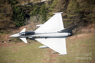 Game Of Chess - A Eurofighter Typhoon F2 Aircraft by Andrew Chittock