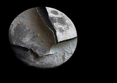 Photograph - A Full Moon's So Appealing by Jan Amiss Photography