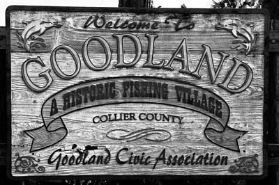 A Goodland Art Print by David Lee Thompson