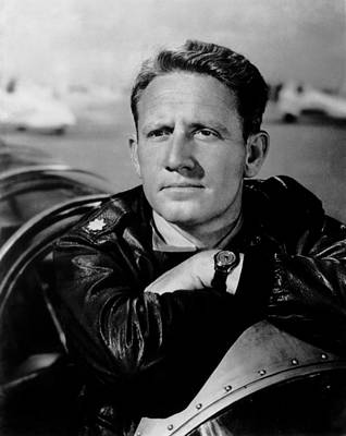 A Guy Named Joe, Spencer Tracy, 1943 Art Print