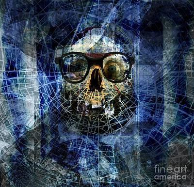 The Followers Digital Art - A Liar - The Father Of Confusion by Fania Simon