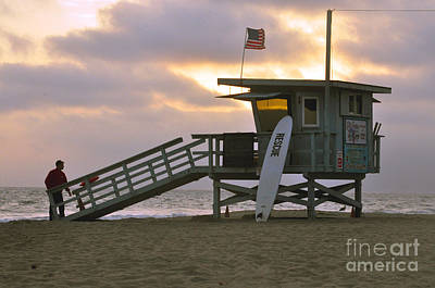 Photograph - A Lifeguards Work Is Never Done by Clayton Bruster