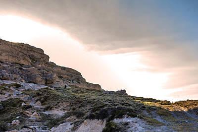 Photograph - A Long Climb by Edward Peterson