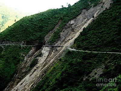 Photograph - A Natural Disaster   by Hari Om Prakash
