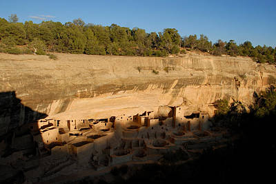 Photograph - A Palace In The Cliffs by David Lee Thompson
