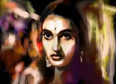 Digital Art - A Peek Into The Past by Parag Pendharkar