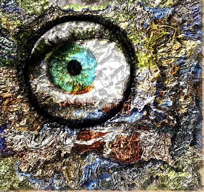 Robert Matson Digital Art - A Point Of You by Robert Matson