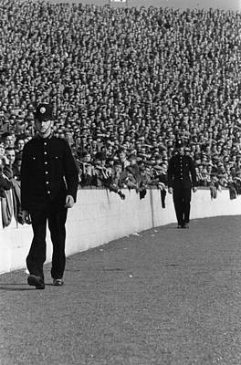 Police Officer Photograph - A Police Presence by Haywood Magee/John Chillingworth