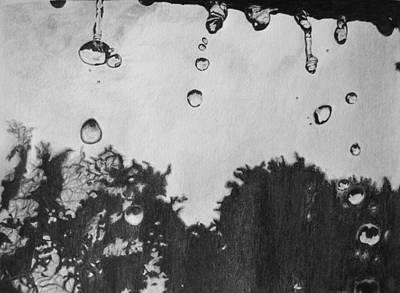 A Raindrop's Life Art Print