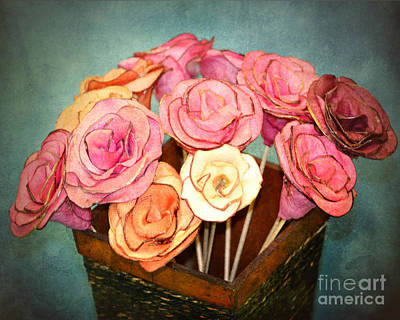 Photograph - A Rose by Traci Cottingham