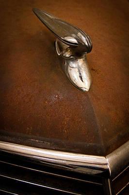 A Rusty 1937 Studebaker Photograph By David Patterson