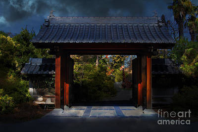 Photograph - A Samurai.s Menagerie . 7d12779 by Wingsdomain Art and Photography