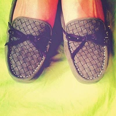 Cheap Photograph - A Shoe. #olive #green #mine #shoes by Aklili Zack