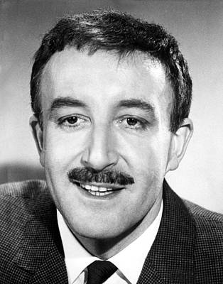 Pink Panther Photograph - A Shot In The Dark, Peter Sellers, 1964 by Everett