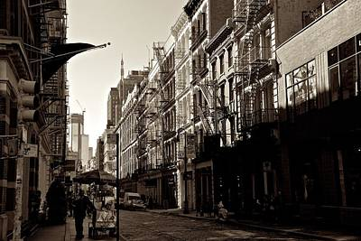 Photograph - A Slice Of Soho by Eric Tressler