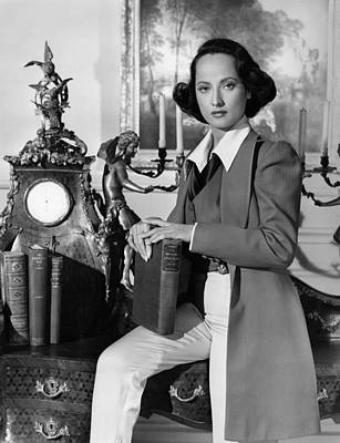 A Song To Remember, Merle Oberon, 1945 Art Print by Everett