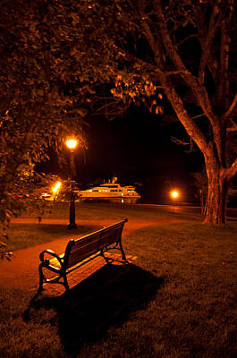 Photograph - A Spot To Take In by Paul Mangold