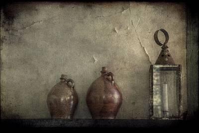 Photograph - A Still Life by Christine Annas