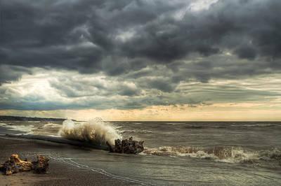 A Storm Is Brewing Art Print
