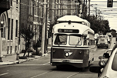 Streetcar Digital Art - A Streetcar Named Desire by Bill Cannon