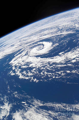 Photograph - A Subtropical Cyclone by Stocktrek Images