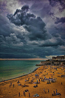 Photograph - A Summer Day At Broadstairs  by Chris Lord