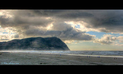 Photograph - A Sunday At The Beach by Chris Anderson