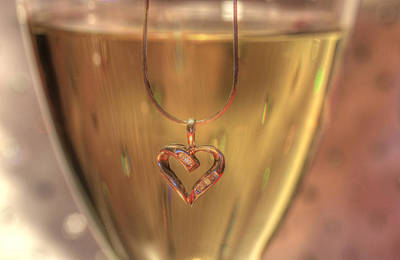 Valentines Day Digital Art - A Toast To Love by Sharon Batdorf