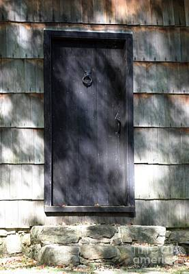 Photograph - A Very Old Door by Living Color Photography Lorraine Lynch